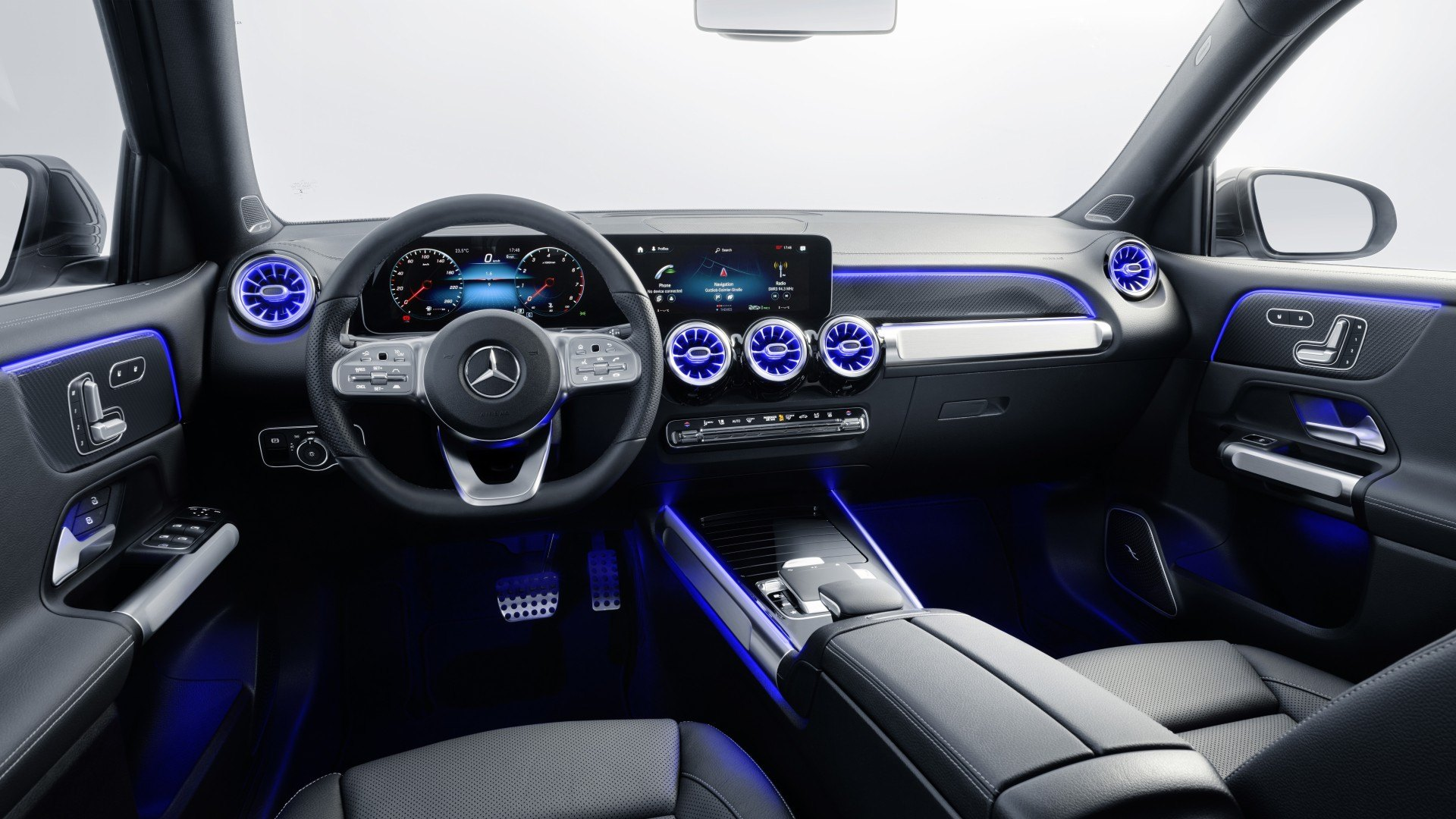Mercedes Benz GLB 180 2020 (3)
