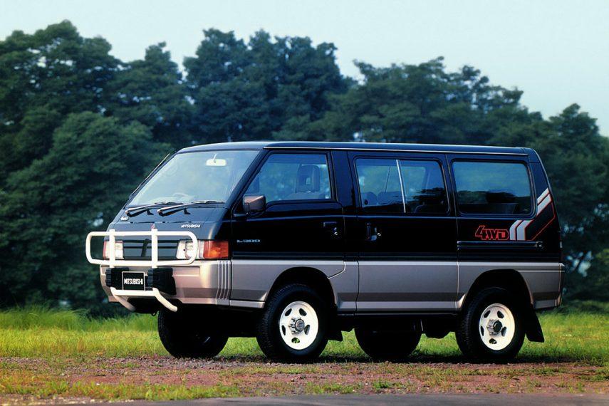 Coche del día: Mitsubishi L300 2.5 TD 4WD (III)