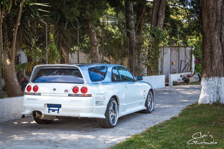 Nissan Skyline R33 GT R Speed Wagon (2)