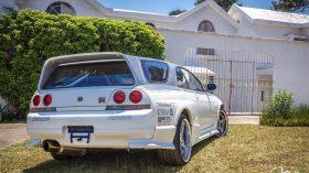 Nissan Skyline R33 GT R Speed Wagon (4)