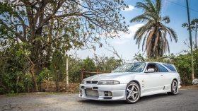 Nissan Skyline R33 GT R Speed Wagon (6)