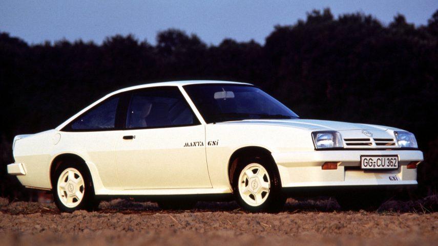 Opel Manta GSi B2