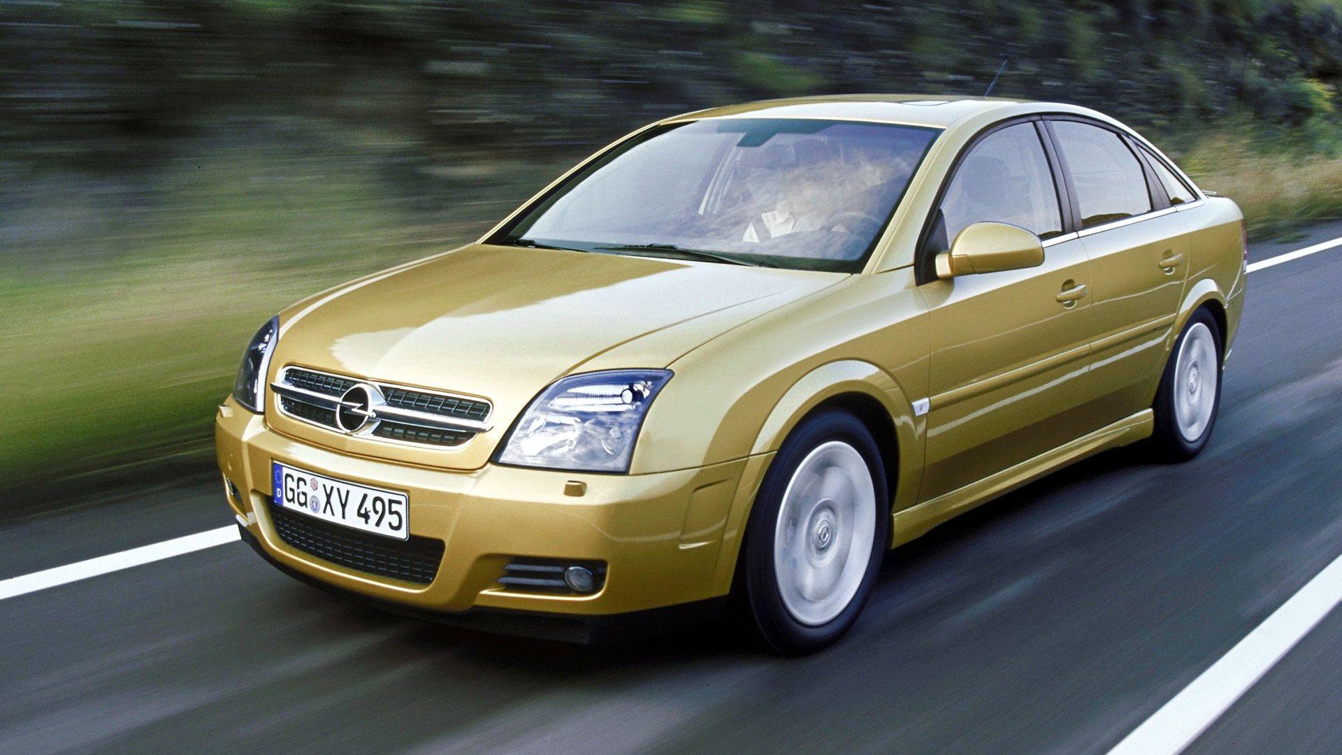 Coche del día: Opel Vectra GTS 3.2 V6 (C)