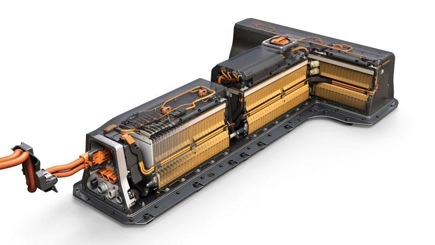Paquete baterias Chevrolet Volt