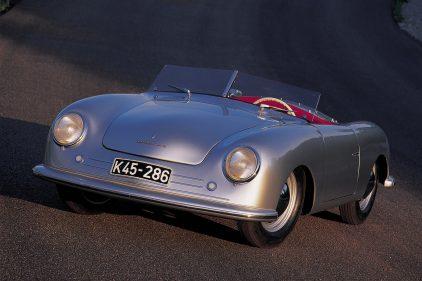 Porsche 356 Roadster No1 1