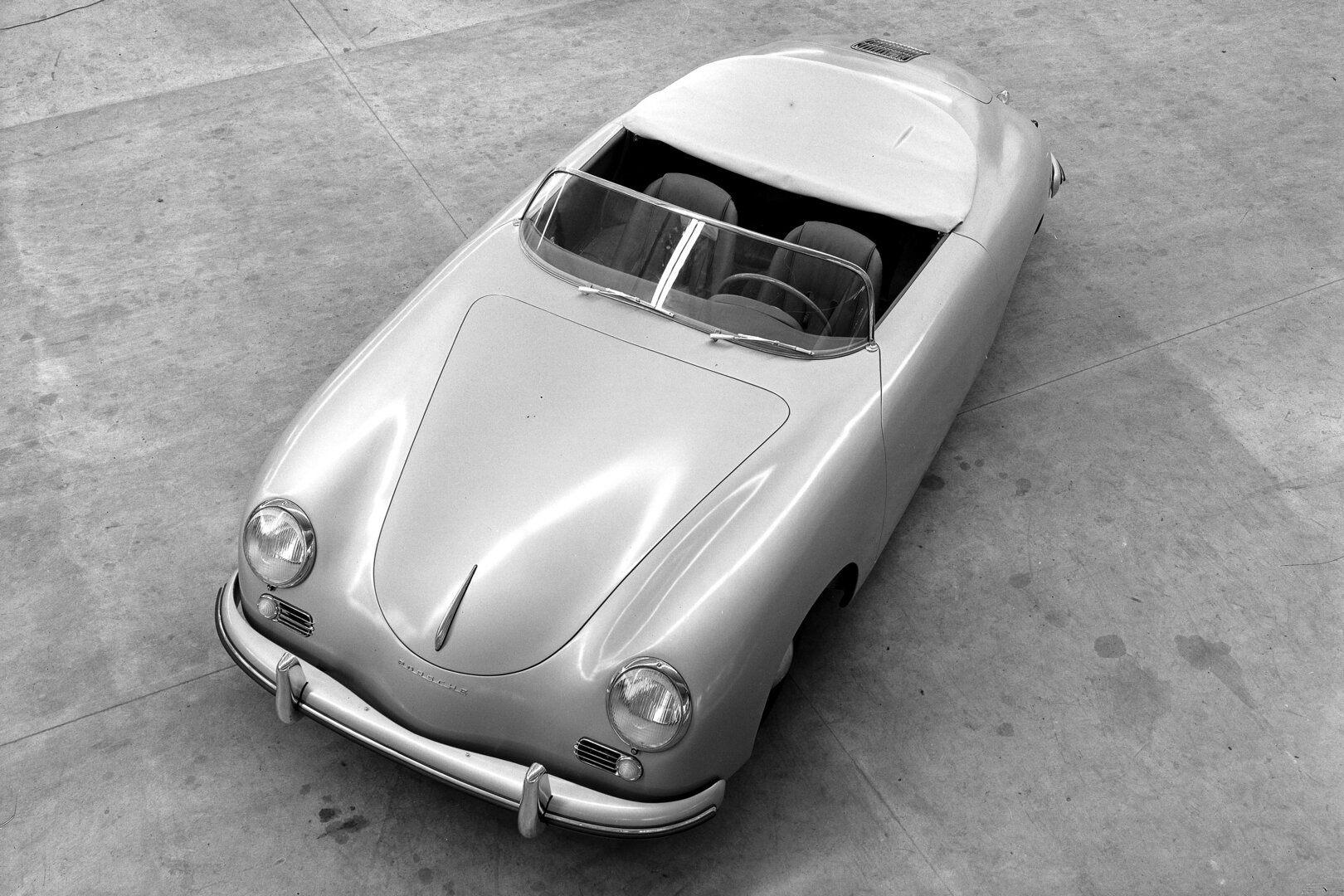 Coche del día: Porsche 356