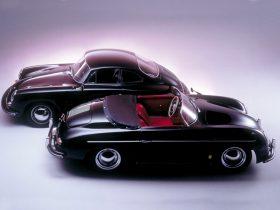 Porsche 356A Coupe y Cabriolet