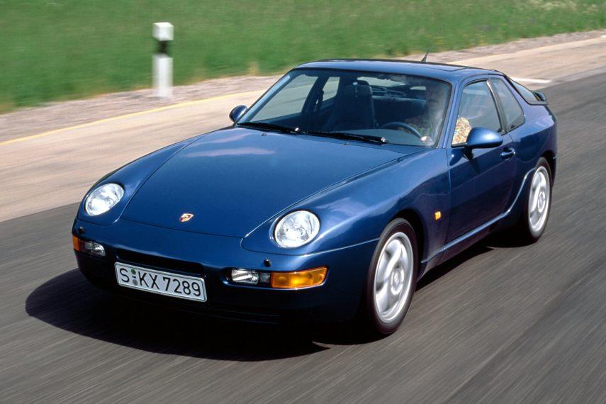 Coche del día: Porsche 968