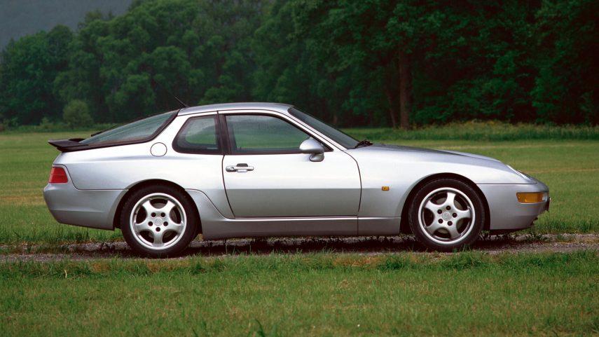 Porsche 968 2