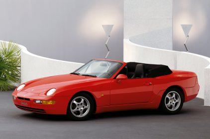 Porsche 968 Cabrio 1