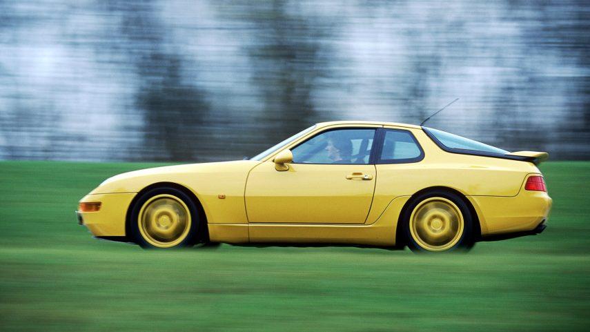 Porsche 968 Club Sport 1