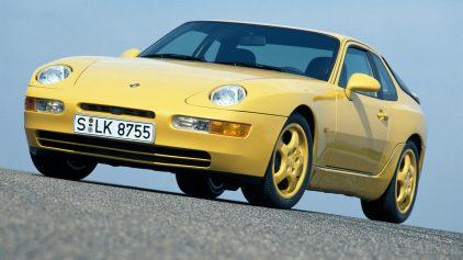 Porsche 968 Club Sport 2