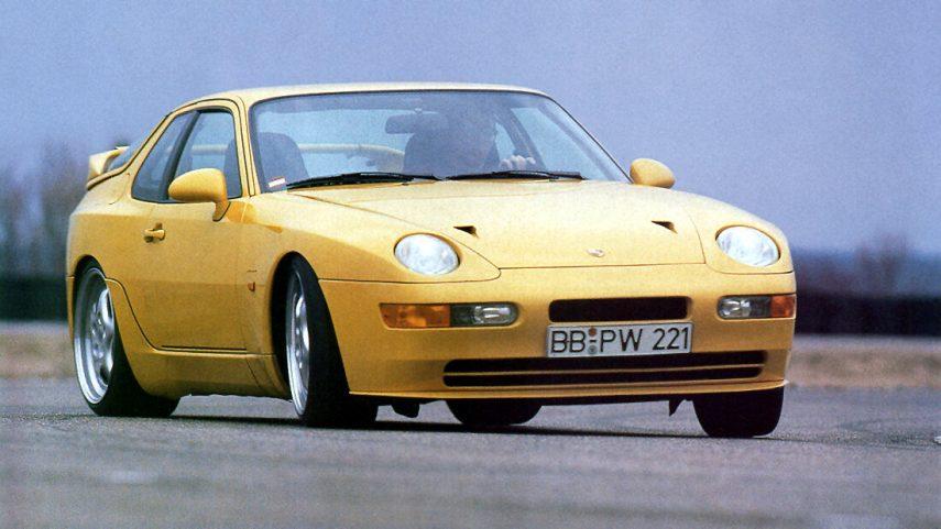 Porsche 968 Turbo S 1