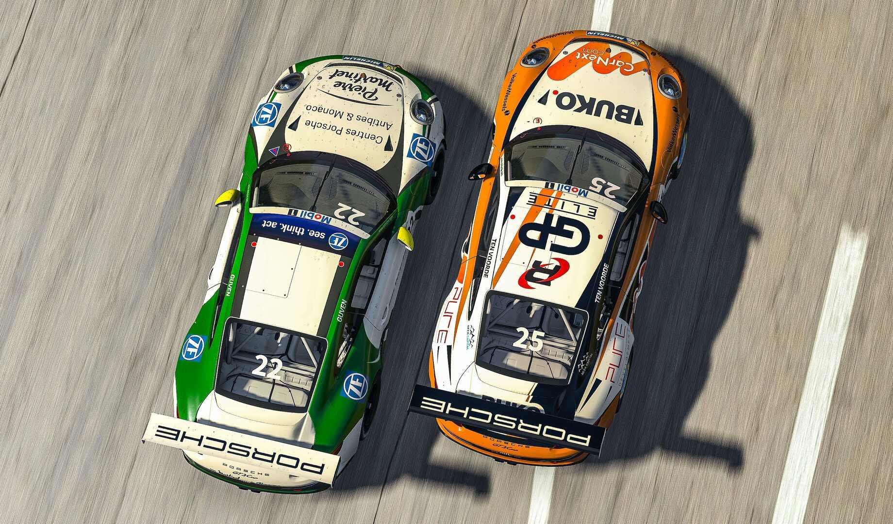 Ten Voorde se proclama campeón de la Porsche Supercup 2020 virtual