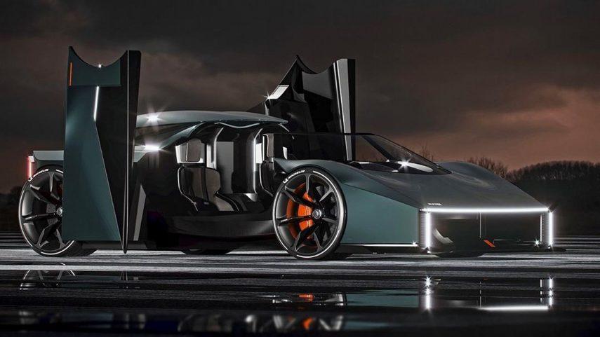 """RAW by Koenigsegg, un sueño que bien podría ser un """"modelo de acceso"""""""