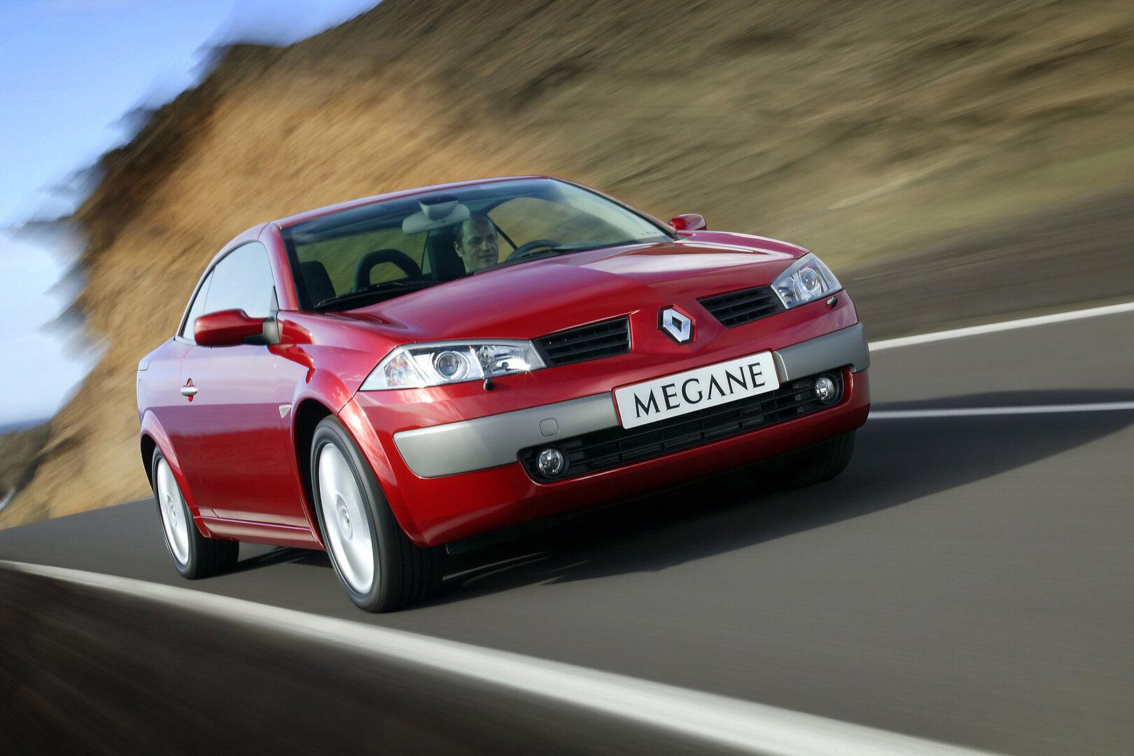 Coche del día: Renault Mégane CC (II)
