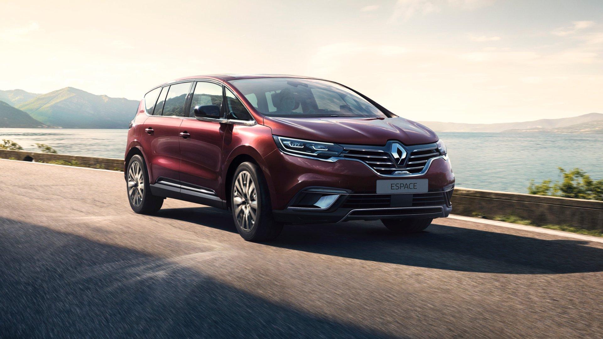 Renault podría cancelar los Espace, Scénic y Talisman