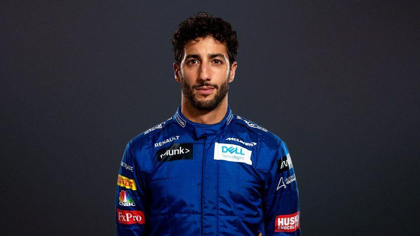 Daniel Ricciardo firma con McLaren para 2021