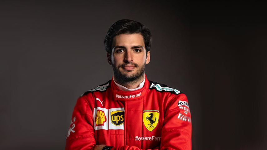 Oficial: Carlos Sainz firma con Ferrari hasta 2022