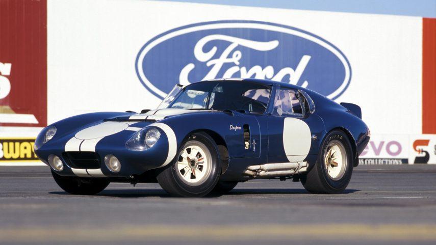 Coche del día: Shelby Cobra Daytona Coupé
