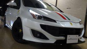 Toyota Prius Ferrari 3