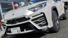 Toyota RAV4 Lamborghini Urus 11