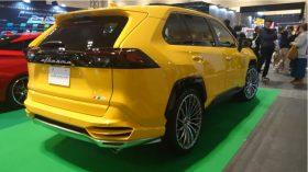 Toyota RAV4 Lamborghini Urus 8 (1)