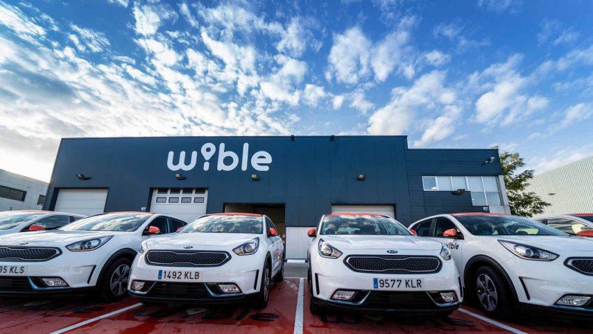 """Los servicios de """"car sharing"""" vuelven a la actividad en Madrid"""