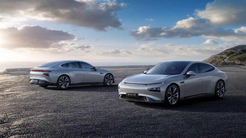 Xpeng P7: viene de China y promete más de 700 km de autonomía