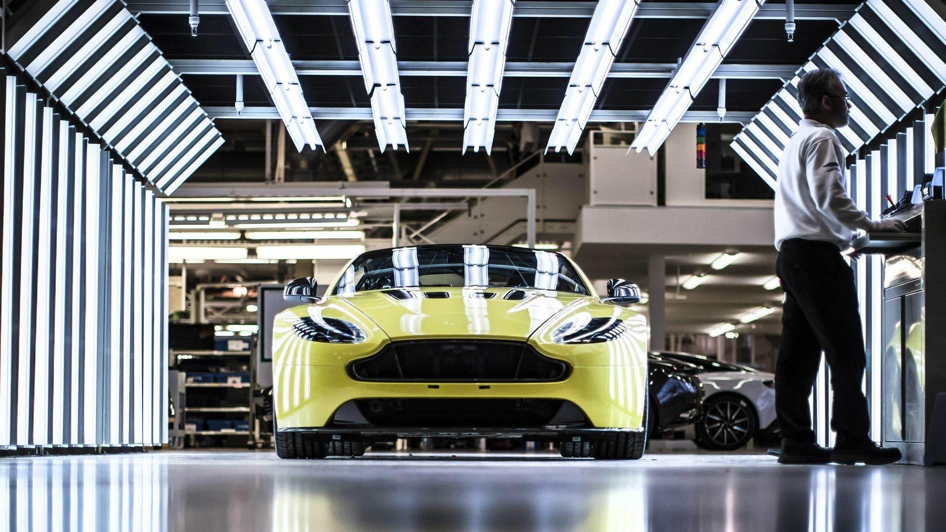 ¿Cómo se fabrica un automóvil de serie limitada? (VII)