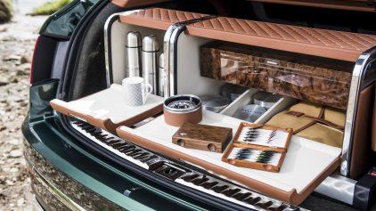 15 Bentley Bentayga Fly Fishing by Mulliner