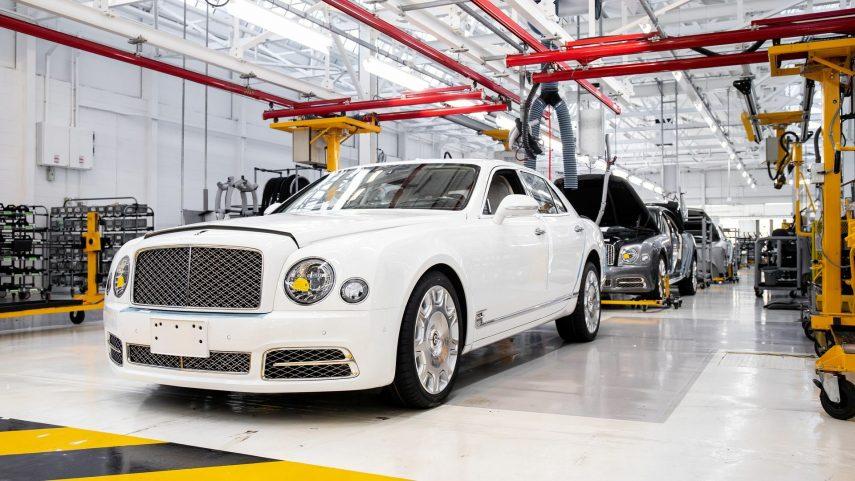 17 Bentley Mulsanne