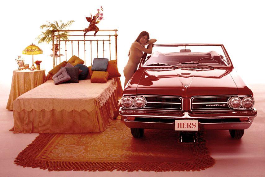1964 Pontiac Tempest Lemans GTO Convertible publicidad