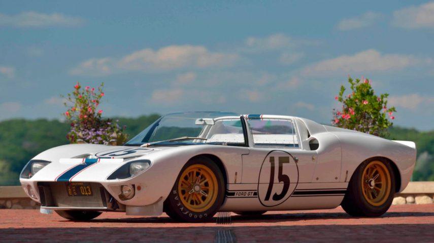 Ford GT Competition Prototype Roadster, el hermano olvidado del GT40