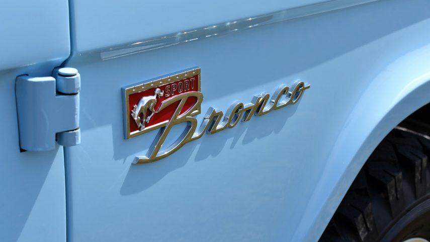 Comienza la cuenta atrás para ver al nuevo Ford Bronco