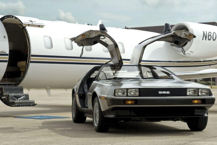 1981 DeLorean DMC 12 1