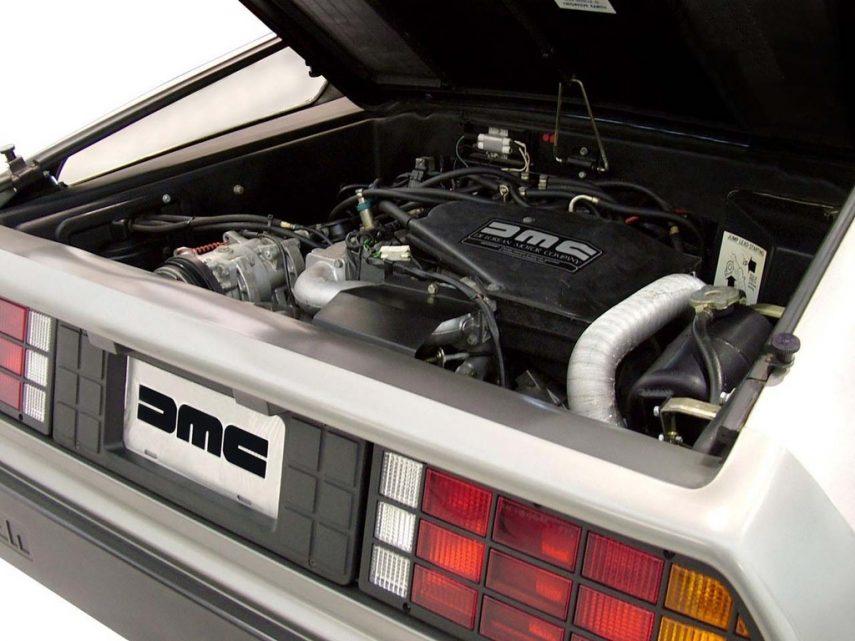 1981 DeLorean DMC 12 5