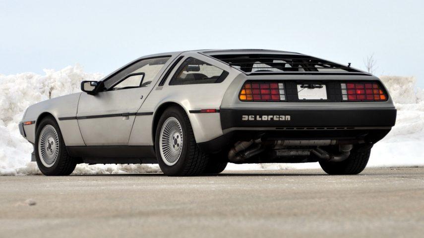 1981 DeLorean DMC 12 7