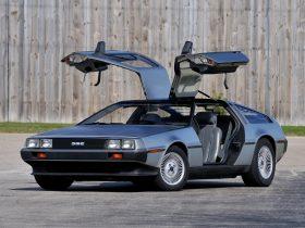 1982 DeLorean DMC 12 1