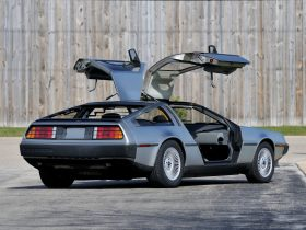 1982 DeLorean DMC 12 2