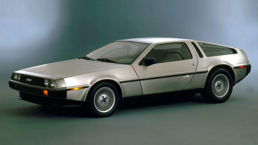 1982 DeLorean DMC 12 4