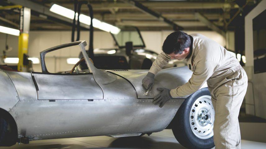 47 Jaguar XK SS