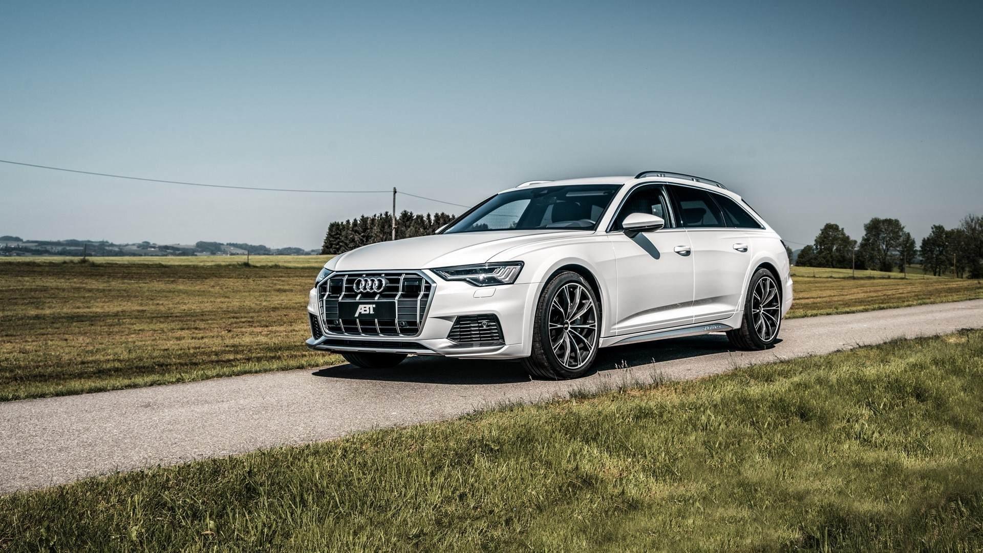 ABT añade un poco de nervio al Audi A6 Allroad 2020