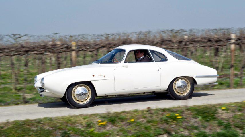 Coche del día: Alfa Romeo Giulietta Sprint Speciale