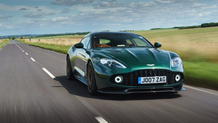 Coche del día: Aston Martin Vanquish Zagato Shooting Brake