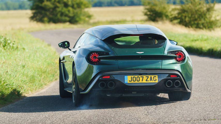 Aston Martin Vanquish Zagato Shooting Brake 2