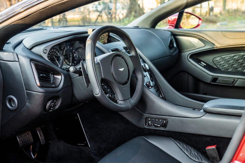 Aston Martin Vanquish Zagato Shooting Brake 6