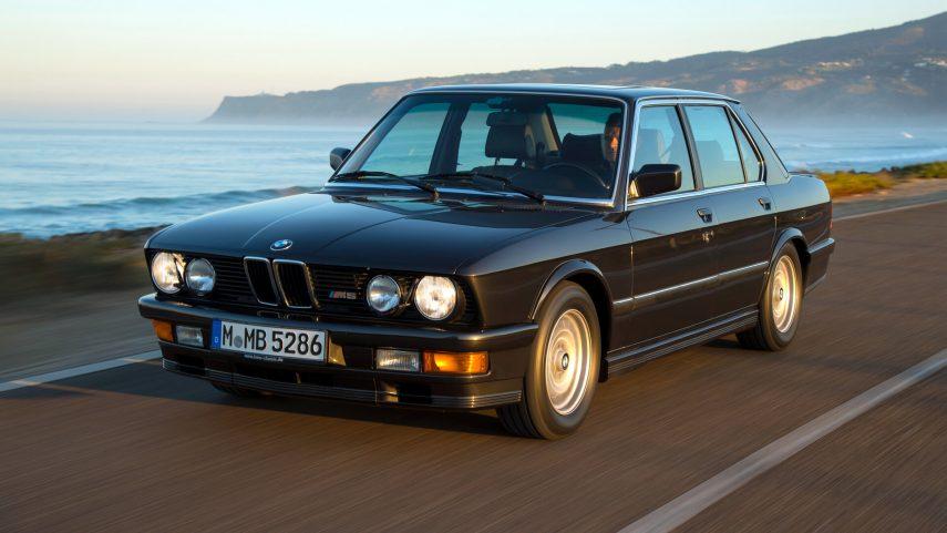 Coche del día: BMW M5 (E28)