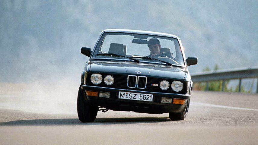 BMW M5 E28 3