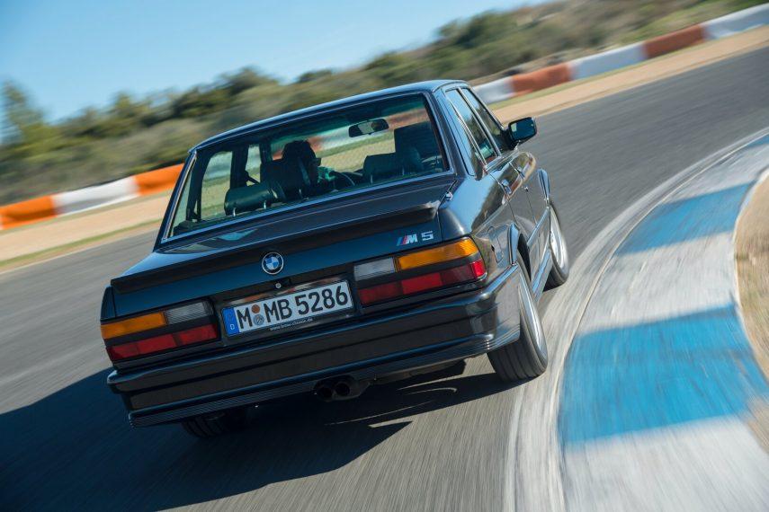 BMW M5 E28 4